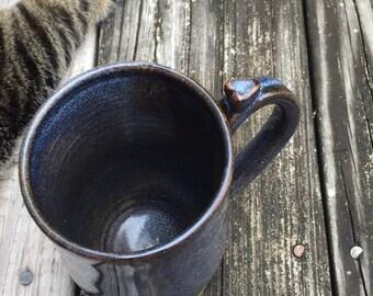 Large Heart Mug