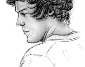 Harry Styles Print