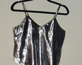 1990's does 1970's Disco Top •   // Size Small / Medium