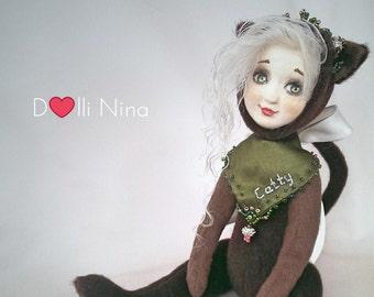 Teddy-doll