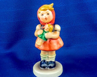 Girl With Doll Hummel