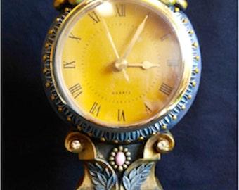 Elegant Vintage Clock