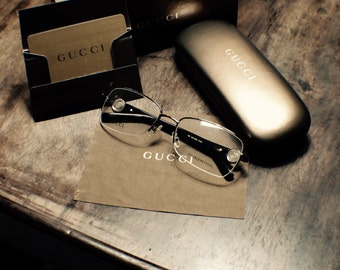Gucci eyeglasses new-old stock