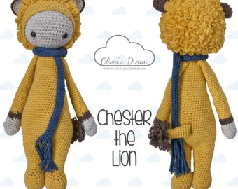 Chester the Lion