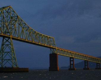 Megler Bridge, Astoria Oregon