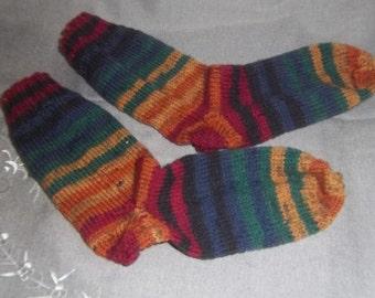 Very warm and comfortable wool socks