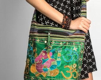 Hobo Bag, Beach Bag, Indian Bag, Tribal Bag, Boho Bag, Hippie Bag, Gypsy Bag, Crossbody bag, Sling Bag