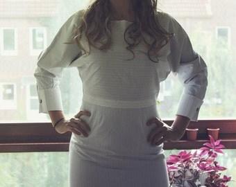 Lightly Stripped Stylish Dress