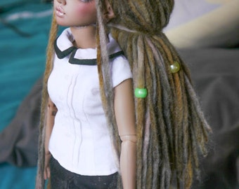 7/8 Dreadlock Wig