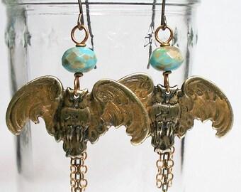 Night Watch -- earrings