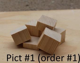 DIY wood wall art,  Wood Blocks, Various Sized Wooden Blocks, Wood Cubes, Baby Blocks, Solid Wood Blocks, Baby Shower Blocks, Signing Blocks