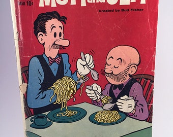 Dell Comics: Mutt and Jeff Comic Book