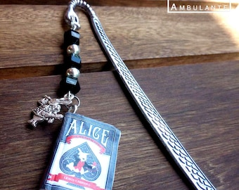 Bookmark Alice in the Wonderland