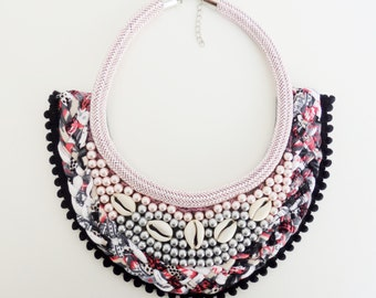 Statement Necklace, Maxi necklace