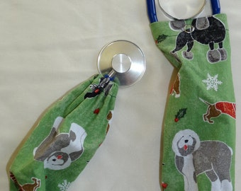 Dogs Stethoscope Cover/Scope Coat