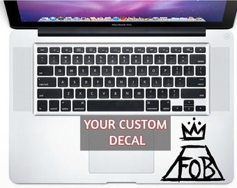 Custom Macbook Decal Etsy - Custom vinyl decals etsy