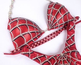 Spiderman Figure Posing Suit (FS140)