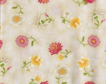 Gallery -  Choice Fabrics  -  Floral - 1 yd