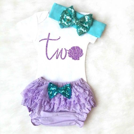 Mermaid Birthday Outfit Mermaid Birthday By