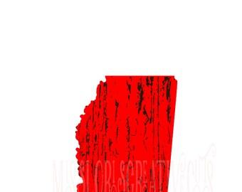 Mississippi  Distressed SVG Cut file  Cricut explore file t-shirt  decalscrapbook vinyl decal wood sign t shirt cricut cameo