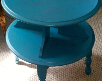 """Retro """"new"""" side table"""