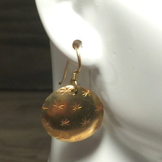 Artisan Earrings : Roggio earrings artisan earring brass