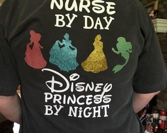 Disney Princess by Night