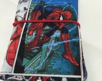 Spiderman Credit Card/Business Card Holder/Wallet