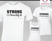 Workout Shirt: Strong is ...
