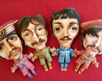 The Beatles Dolls