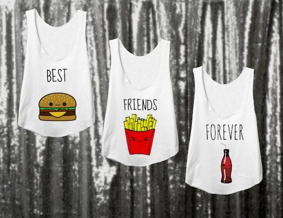 Matching Couple TShirts Boyfriend Girlfriend Shirts