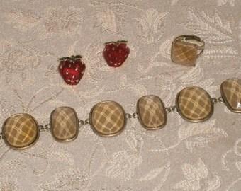 Two Vintage Avon Set
