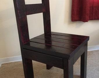Farmhouse Style Chair