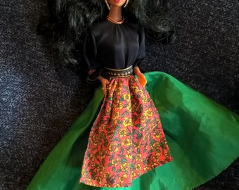Barbie Dolls of the World Spain from 1991