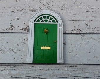 Georgian Fairy Door Emerald Elegance Various options