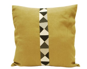Cushion -  Hand patchwork [CONTRAST]