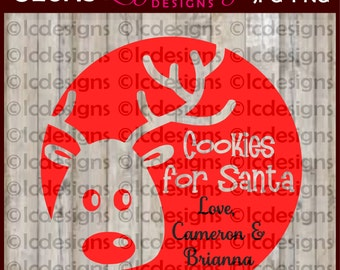 LC143 - Cookies for Santa, Carrots for the Reindeer