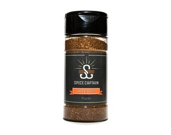 Spice Captain Hot & Spicy