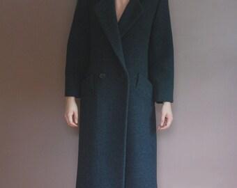J.G. Hook 1980's  Petite 100% Wool Winter Coat