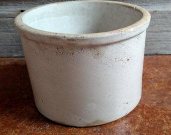 Antique butter crock