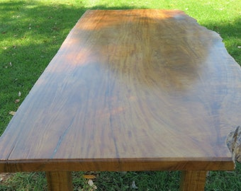 Damson Timber Dining Table