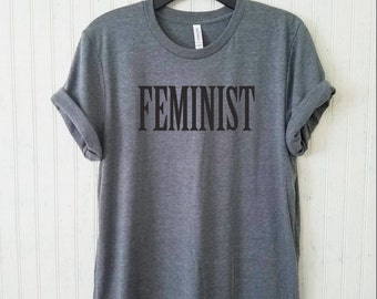 Feminist Women's T-shirt, Feminst Unisex Tee, Men's Feminst Tshirt,Feminism Shirts,  Flawless shirt, Women's March on Washington