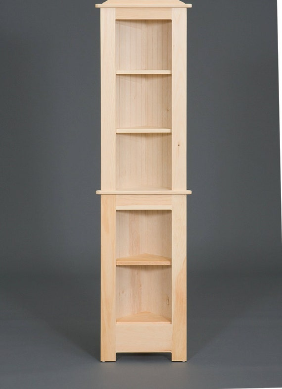 Amish Built Handcrafted Unfinished Pine Small By Valensfurniture