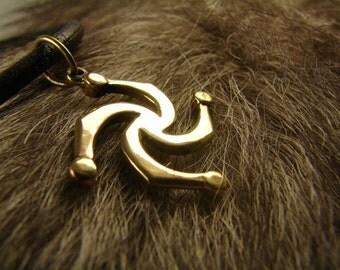 Slavic jewelry, Pagan Jewelry, Amulet Swastika, Slavic pendant, Rod, magic pendant, slavic symbol, Slavic Amulet, swastika, norse jewelry