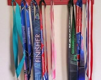 """Running Medal Holder """"'Illinois' Runner"""""""
