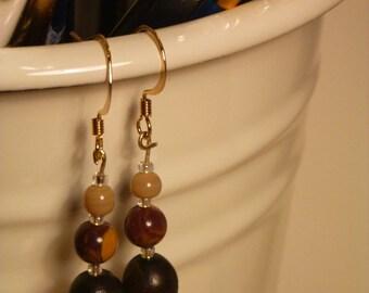 Artisanal 4 earrings