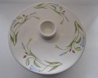 Portmeirion The Queen's Hidden Garden 1.5 Qt. Casserole Dish with Lid