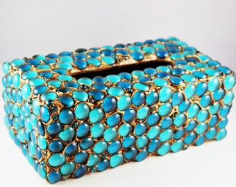 unique turquoise gem related items etsy