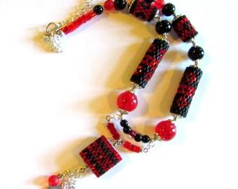 Devil's money necklace