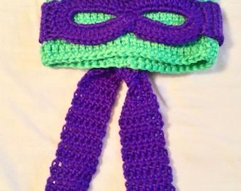 Ninja Turtle Hat with mask
